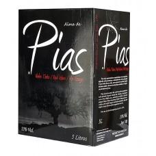 Alma de Pias Box 5L Rode wijn