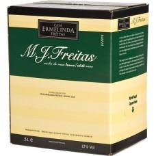 Ermelinda de Freitas Box 5L Witte wijn