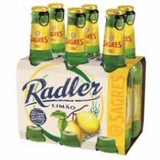 Sagres Radler Bier 6 X 33 cl