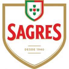 Sagres Bier 6 X 33 cl